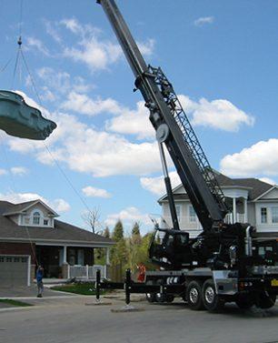 Mobile Cranes
