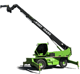 Rotational Telescopic Forklifts