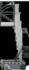 Driveable Vertical Mast Lifts
