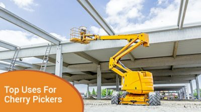 Top Uses for a Cherry Picker