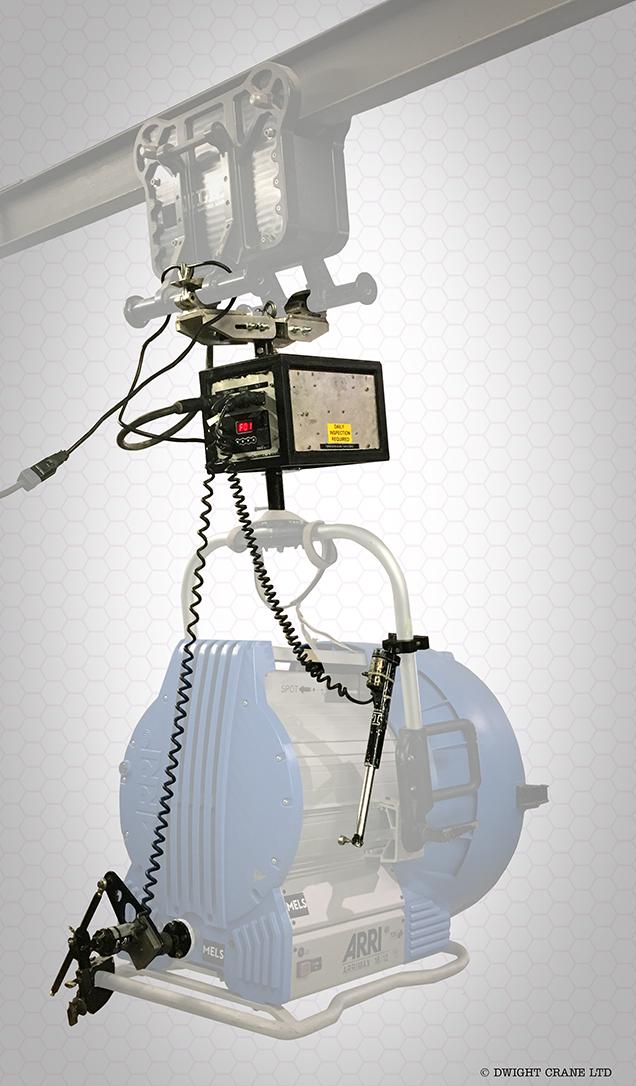 LRX Light Remote Rotator 5