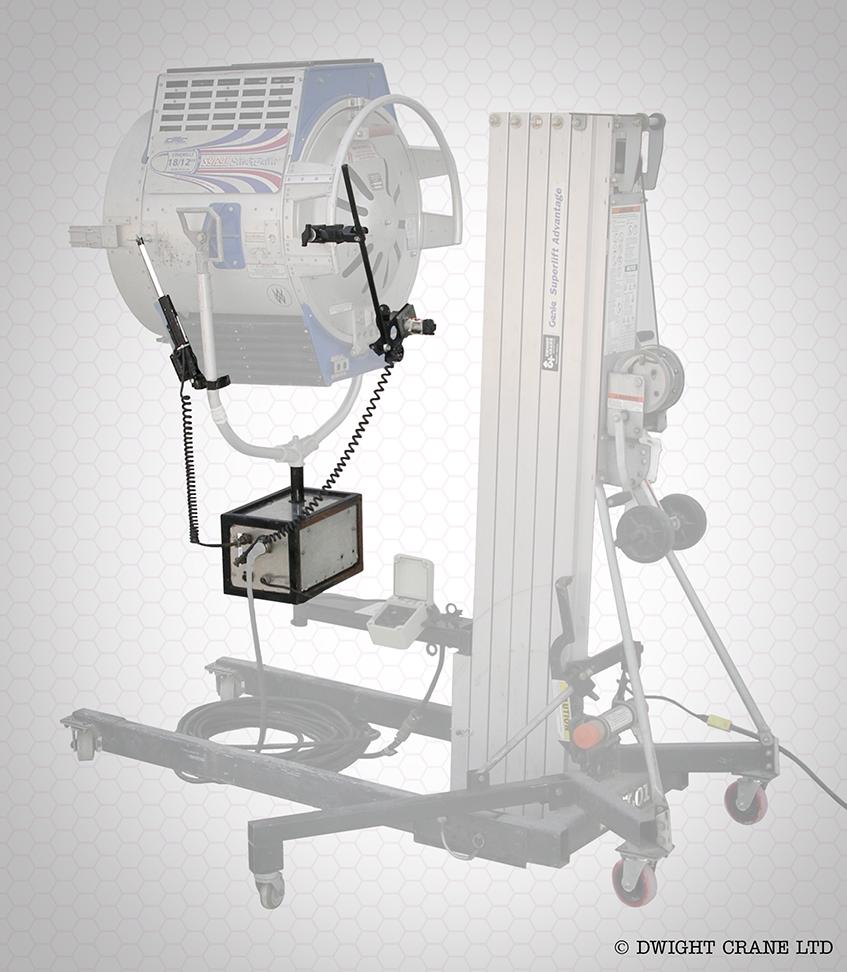 LRX Light Remote Rotator 3