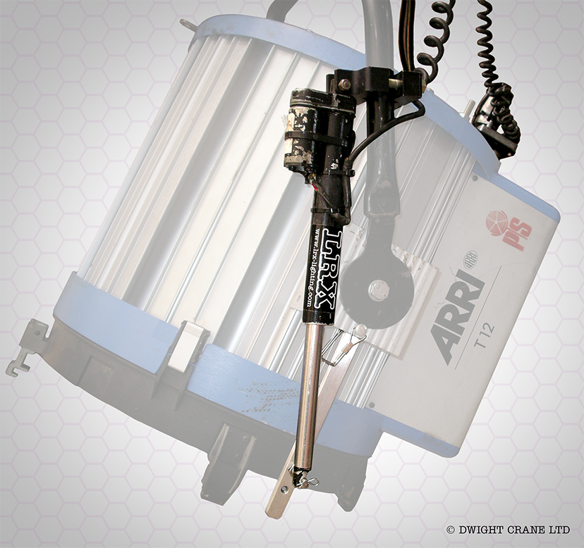 LRX Light Remote Rotator 2