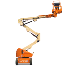 Hybrid & Electric Articulating Booms
