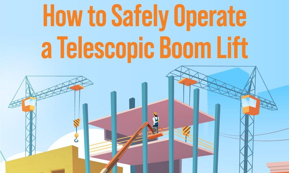 Telescopic Boom Lift